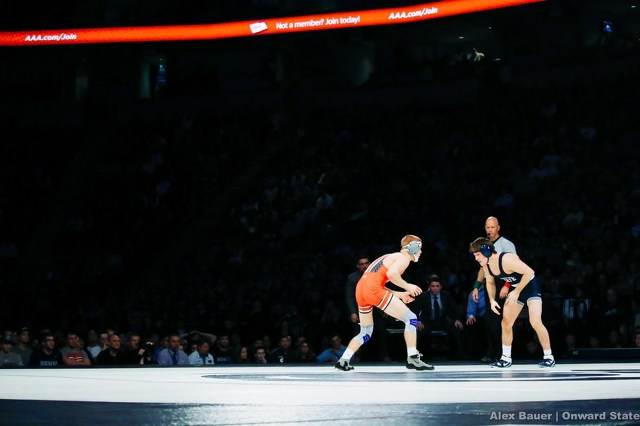Penn State Wrestling to Host 8 Duals, Face Ohio State at BJC